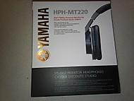 Yamaha HPH-MT220 (satanas1)