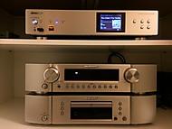 Pioneer N50A,Marantz SR5023,Marantz CD5003 (morhy)
