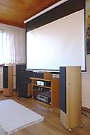 upgrade zostavy pribudol projektor, pl�tno a novy koncov� zosilova� vysledo (francek23)