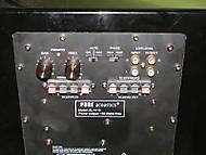 Pure Acoustics woofer (nem.p)