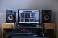 Alphoušovo desktopiště - takovej lepší Genius (Alphi)