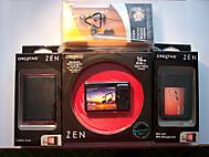 Creative Zen 16GB + příslušenství (Slawall)