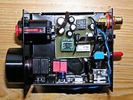 DIY USB DAC/AMP na cesty - uvnitř (hergarok)