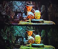 Indiana Jones BD vs DVD (player)